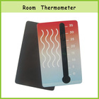 Liquid Crystal Digital Thermometer Fridge Magnet With Thermometer