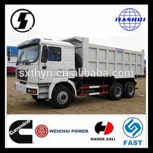 Cummins 345hp carvão caminhão de mineração