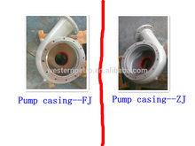 XBSY pump head and parts