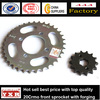 front sprocket,motorcycle cam chain,motorcycle sprocket kits