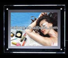 2014 Illuminated Advertising Light Box/led Poster Frame/led Light Frame