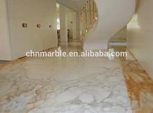 calacatta gold marble floor tiles