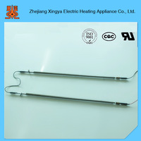 110V/220V 2KW Black stainless steel defrosting fin quick electrical heating/heater element for air cooler alibaba China supplier