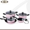 Cookware Set fry pan&sauce pan&soup pot with lid