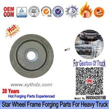 high quality automobile parts forging