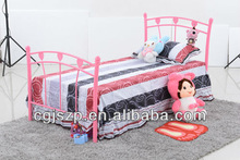 2014 cheap beds for sale Metal single Bed Home Furniture