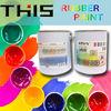 High Quality Cheap Removable Hub Rubber Coating Spray Paint rubber coating spray