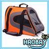 Bright Orange Hot Selling Portable Pet Cage Global Pet Products Pet Dog Bag