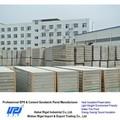 matériaux de construction civile léger polystyroléne panneaux de construction