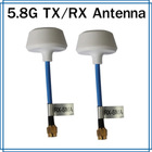 5.8Ghz Clover-Leaf Circular Polarized Antenna for 5.8ghz FPV RX TX aerial RP-SMA