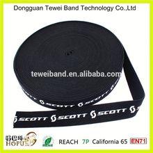 Two tomes jacquard elastic band,elegant jacquard elastic band