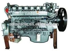 HOWO diesel engine New Model EURO 2 WD 615.47 truck Engine AZ6100004401