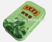 2014 hot sales mint tin box.candy tin can