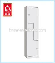 new Z shape steel clothing locker shoe locker for sale