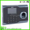 USB Fingerprint Time Recording Equipment U160 Wall Mounting Plug and Play