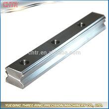 linear guide steel rail