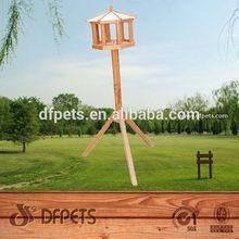 DFPets DFB008-1 Durable indoor decorative wooden bird house