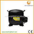 Buena calidad del compresor dc refrigerador 12v/24v 12v dc compresor frigorífico solar/compresor de la batería r134a 24v compresor dc