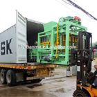QT4-25 automatic cement block moulding machine