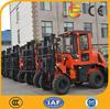 2.8-3tons rough terrain forklift Diesel forklift off-road forklift