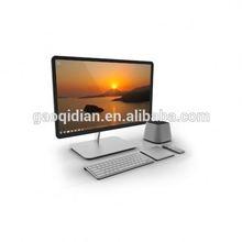"27"" super slim OEM cheap desktop computers/ all in one desktop pc all in one mini pc"