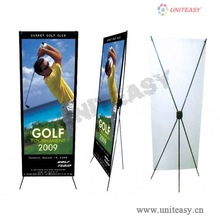 retractable banner stand,trade show display,cheap x banner stand selling