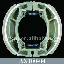 Motorcycle Parts Brake Shoe For Kawasaki 100CC