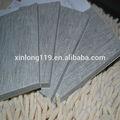 De china material de construcción de fibra de cemento panel de revestimiento / no asbesto de fibra de cemento precio hoja