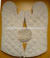 Resistencia al calor de silicona horno mitt/titular de la olla/horno guante