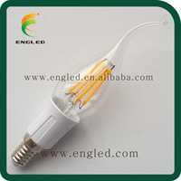 E14 220 volt high hat led bulb