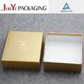 luxo qualidade preço de fábrica moda de papel de embalagem do bolo superior e inferior de presente de papelão ondulado caixa de dobrar papel