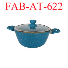 New Design Aluminum Forged Series Hot Cooking Pot