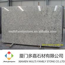Standard Granite Slab Size brazilian white rose granite