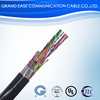 lan cable manufacturing 25 pairs outdoor bare copper communication cable cat5e