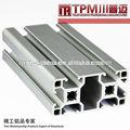 Canal de alumínio perfil/alumínio perfil do canal formas/canal de alumínio para a partição de alumínio