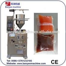 YB-150J Cream Filling Machine for packing Onion Paste, Gel, Jam, Ketchup, Fruit Pulp