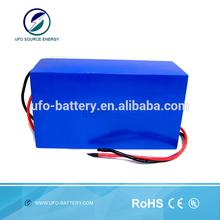 LiFeO4 battery 24V 20Ah for eletric car, solar energy, LED steet light