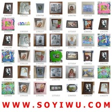 InStock Clearance & FreeSamples & PICTURE FRAME BACKBOARD from Yiwu Market for Photo Frames
