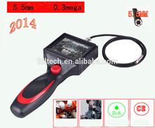3.5 inch simple version industrial videoscope usb borescope camera