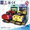 "2014 hot sell 47""LCD full-motion simulator arcade racing car game machine"