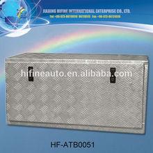 upright small size aluminium tool box