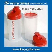 Wholesale Factory Custom Shaker Bottle