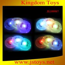 2015 New Style led light toy flying frisbee