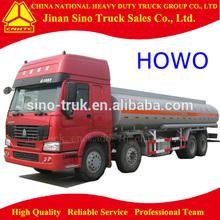 Sinotruck Howo 6x4 25m3 Fuel Tank Truck