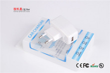 Hot popular 5V 1A universal portable cell phone charger for mobile phones
