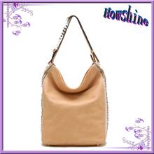 100% genuine leather handbag wholesale ladies cheap hobo bags