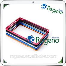 Wholesale Metal Aluminum Bumper Case For iPad Mini Push-Pull Design Metal Protective Case Mixed Colors