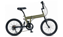 light cheap mini cool folding bike with one speed/ foldable bicycle for wholesale