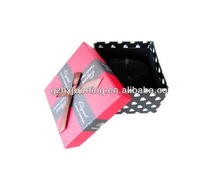 2015 Small gift paper pendant packaging boxes