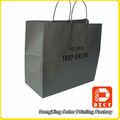 alibaba chine fournisseur sac de papier kraft de boutique en ligne